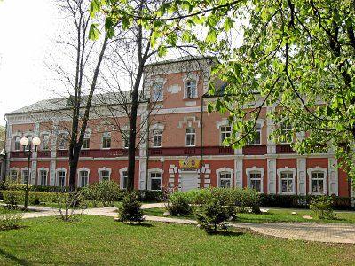 Гимназия женская Алексеевская