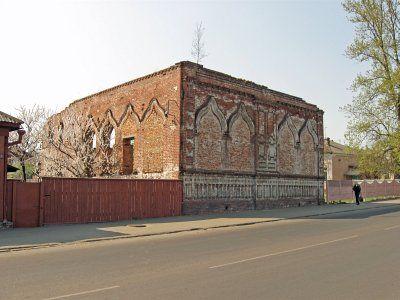 Синагога (руины)
