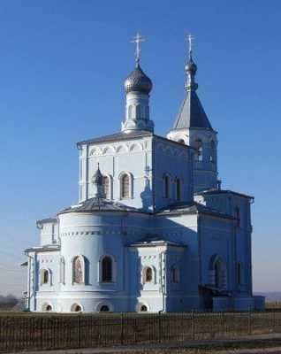 Церковь Иверской иконы Богоматери