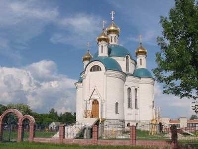 Церковь Благовещенская