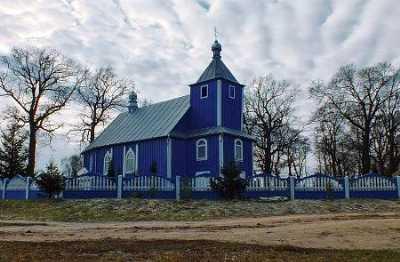 Церковь св. Николая (дерев.)