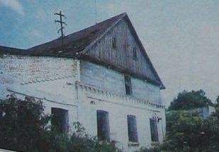 Крахмальный завод (руины)
