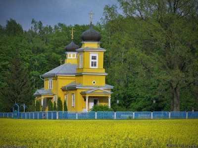 Церковь св. Параскевы Пятницы (дерев.)