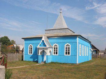 Храм протестантский