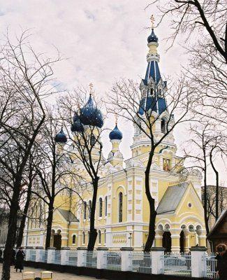 Церковь св. Николая (братская)