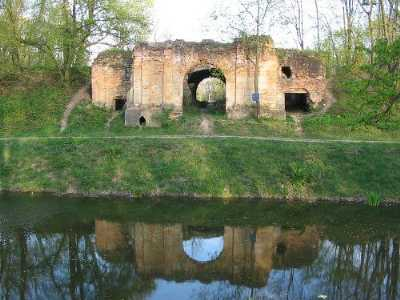 Брама (руины)