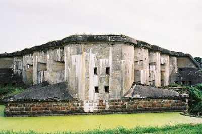 Форт № 5 Брестской крепости