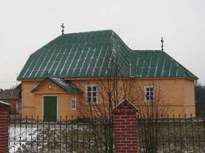 Церковь Спасо-Преображенская (дерев.)