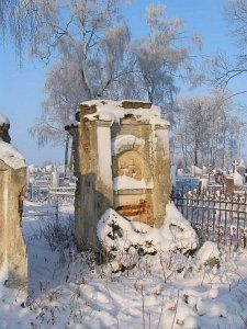 Часовня-надмогилье  Солтана (руины)