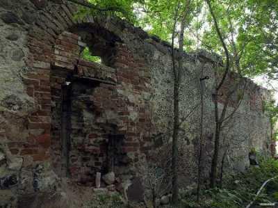 Бровар (руины)