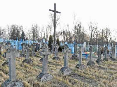Кладбище польских солдат