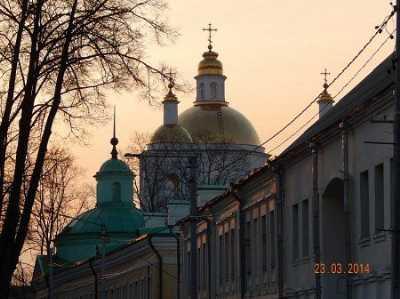 Монастырь Богоявленский правосл.