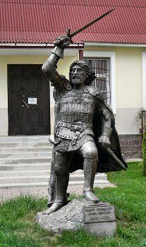 Памятник Андрею Ольгердовичу