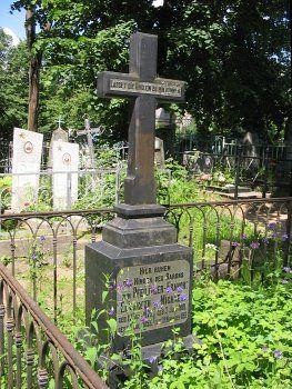 Кладбище лютеранское