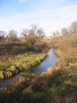 Река Полота