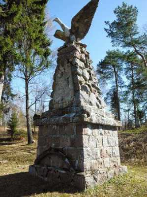 Памятник немецким солдатам