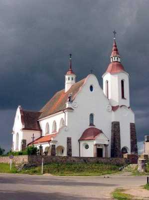 Костел Богоматери Руженцовой