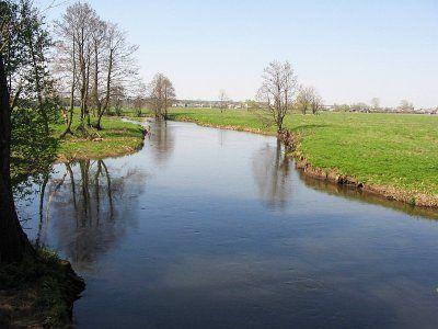 Река Ошмянка